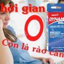 CHAI XỊT CHỐNG XUẤT TINH SỚM DYNAMO DELAY (22.2ML)